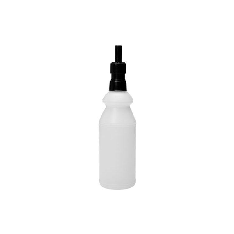 Botella de llenado del depósito